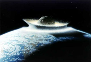 Asteroid-impact-on-Earth
